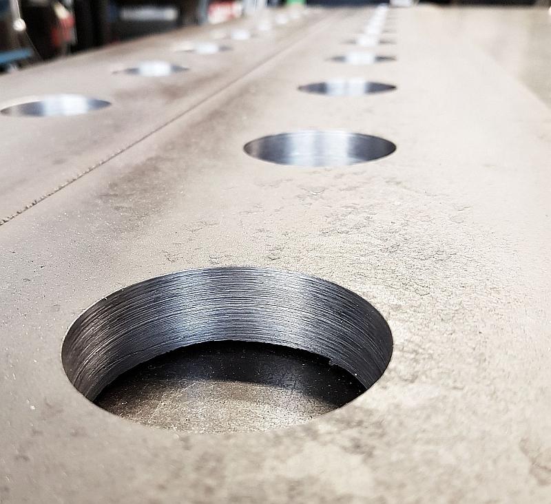 Sonderanfertigung von Stahlbauteilen
